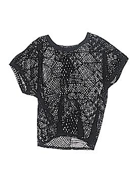 Conrad C Short Sleeve Blouse Size S