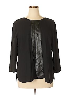 Ann Taylor 3/4 Sleeve Blouse Size XL