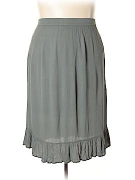 Bobeau Casual Skirt Size 1X (Plus)