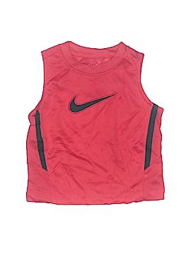 Nike Sleeveless T-Shirt Size 12 mo