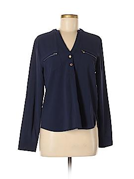 Meraki Long Sleeve Blouse Size M