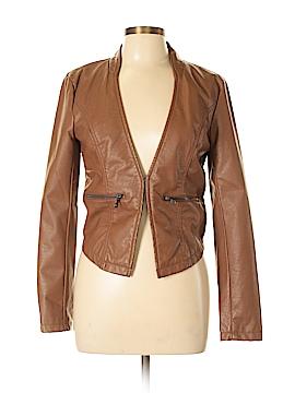 Dollhouse Faux Leather Jacket Size M