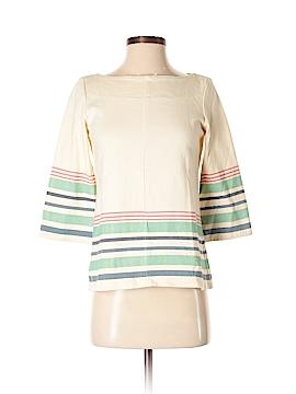 Lauren Moffatt 3/4 Sleeve Top Size XS
