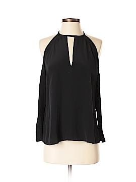 Amanda Uprichard Long Sleeve Blouse Size S