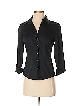 Banana Republic Factory Store Long Sleeve Button-Down Shirt Size S (Petite)