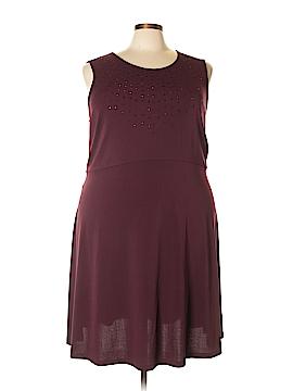 Apt. 9 Casual Dress Size 3X (Plus)