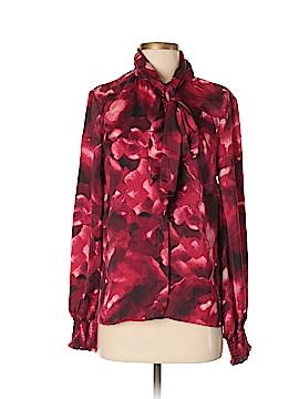 Eva Longoria Long Sleeve Blouse Size S