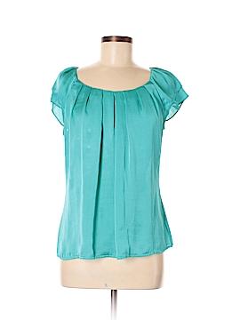 DressBarn Short Sleeve Blouse Size M