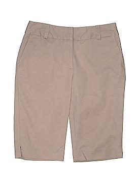 Apt. 9 Khaki Shorts Size 6