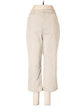 Croft & Barrow Khakis Size 12