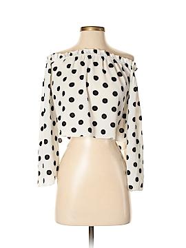 Nasty Gal Inc. Long Sleeve Blouse Size 4