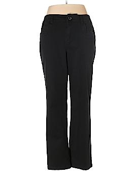 Cj Banks Casual Pants Size 16