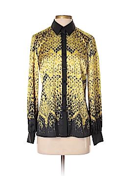 CATHERINE Catherine Malandrino Long Sleeve Button-Down Shirt Size 2