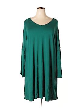 Boutique + Casual Dress Size 0X (Plus)