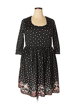 American Rag Cie Casual Dress Size 1X (Plus)