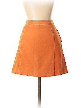 H Hilfiger Leather Skirt Size 4
