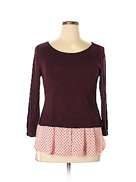 7th Avenue Design Studio New York & Company Pullover Sweater Size L