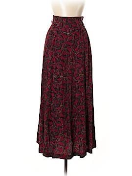 Linda Allard Ellen Tracy Silk Skirt Size 6