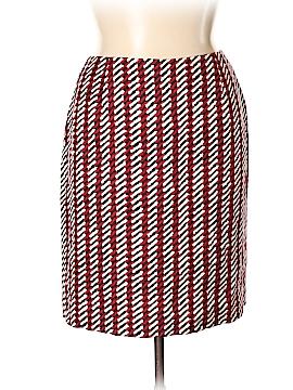 Ann Taylor Silk Skirt Size 14