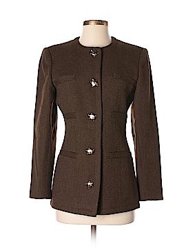 Valentino Miss V Wool Blazer Size 4