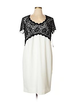 London Times Casual Dress Size 16 W