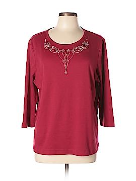 Blair 3/4 Sleeve T-Shirt Size XL