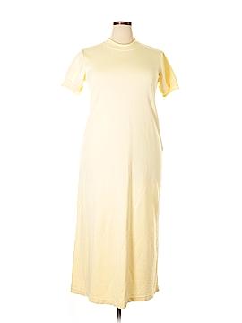 Hot Cotton Casual Dress Size L