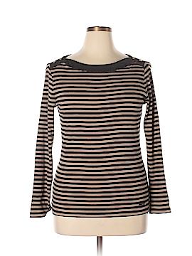 Jones New York Long Sleeve T-Shirt Size L