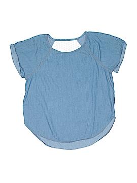 Self Esteem Short Sleeve Blouse Size XL