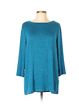 Slinky Brand 3/4 Sleeve Top Size XL