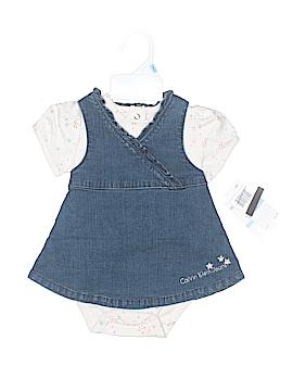 CALVIN KLEIN JEANS Dress Size 6 mo