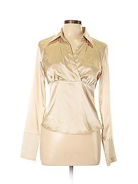 BCX Long Sleeve Blouse Size L