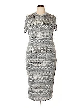 Vibe Casual Dress Size 3X (Plus)