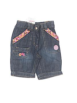 Gymboree Denim Shorts Size 3-6 mo
