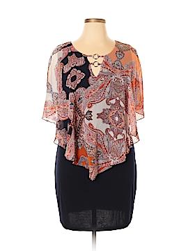 Enfocus Casual Dress Size 14 (Plus)