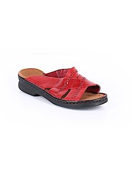 Clarks Sandals Size 7