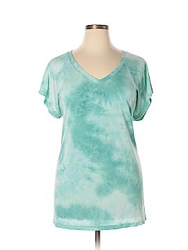 Suzanne Betro Short Sleeve T-Shirt Size 4X (Plus)