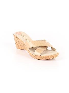 Italian Shoemakers Footwear Wedges Size 7