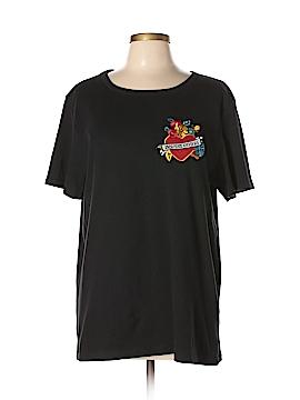 Boohoo Boutique Short Sleeve T-Shirt Size 12