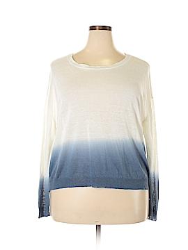 Elliott Lauren Long Sleeve Top Size XL