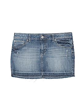 Mossimo Supply Co. Denim Skirt Size XL