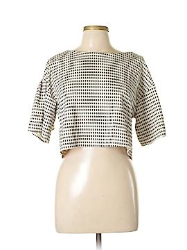 JOA 3/4 Sleeve Blouse Size L