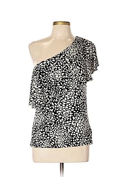 Chaps Short Sleeve Top Size L (Petite)