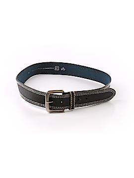 Vera Pelle Leather Belt Size M