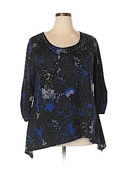 Elementz Pullover Sweater Size 2X (Plus)