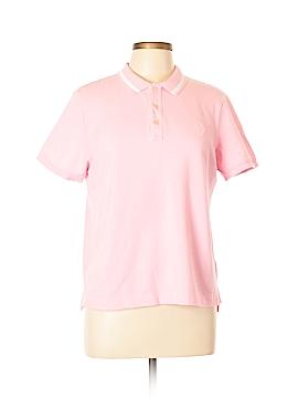 Lauren Active by Ralph Lauren Short Sleeve Polo Size L
