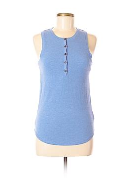 Gap Body Sleeveless Henley Size M