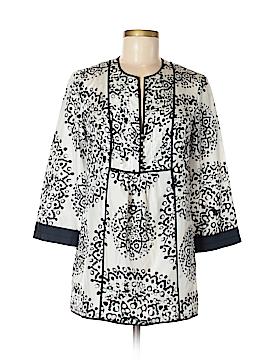Anne Klein 3/4 Sleeve Silk Top Size 6