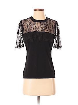 Isaac Mizrahi New York Short Sleeve Top Size S