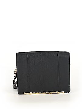 BCBGMAXAZRIA Leather Crossbody Bag One Size